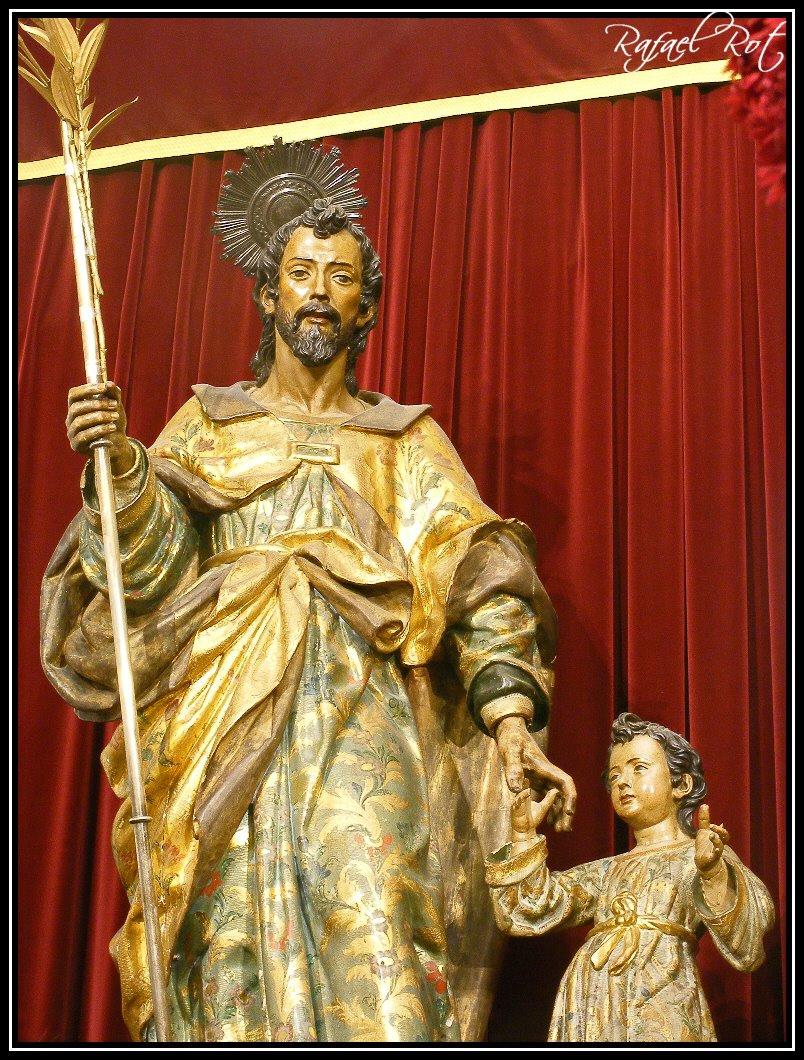 DSCF4044 - San José procesionará el Sábado 19 de Marzo
