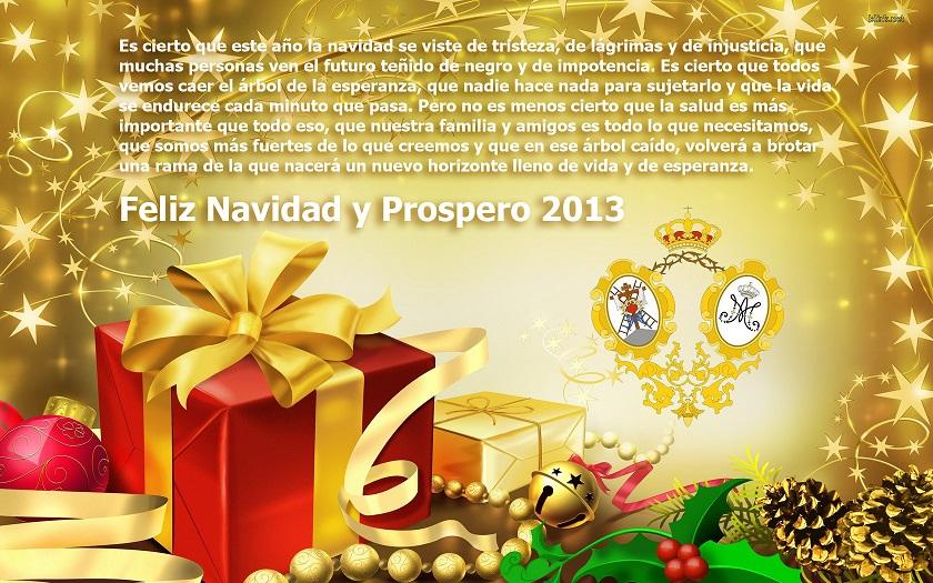 Navidad web - La Banda Humildad y Soledad le desea Felices Fiestas
