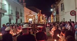 20131004 214013 LLS 300x160 - San Francisco de Asis procesionó por primera vez en las calles de Montalbán