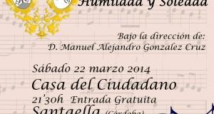 """10003725 10203387634522619 413598377 o 300x160 - Concierto de marchas procesionales """"Soledad 2014"""""""