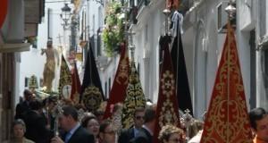 300px Cofradias la rambla 300x160 - La Banda Humildad y Soledad firma con el Resucitado de La Rambla